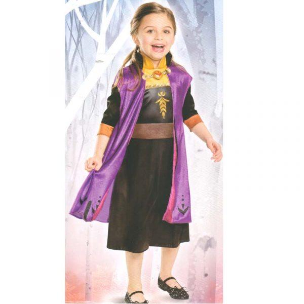 FrozenII Anna Child Halloween Costume