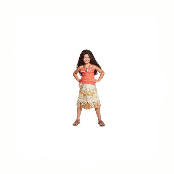 Do you love Disney Princesses? Here's your chance tDisney Princess Moana Child Halloween Costume.