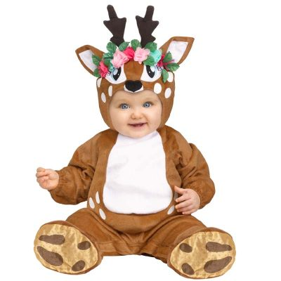 Oh Deer Infant Halloween Costume