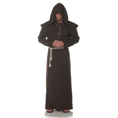 Brown Monk Robe