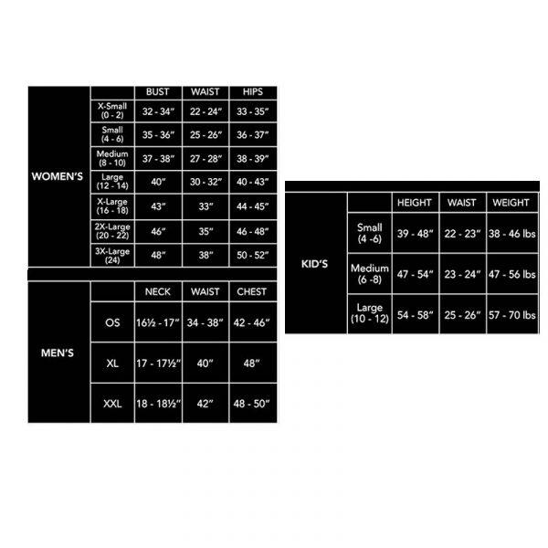 Size Chart - UND