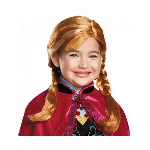 Disney Princess Anna - Frozen Wig