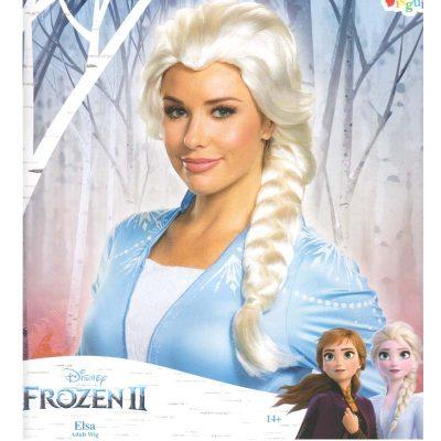 Elsa Wig Frozen Disney Princess