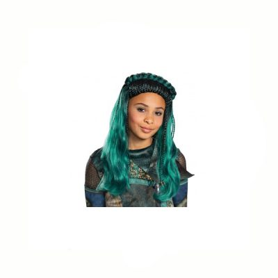Descendants 3 Uma Wig Child Size
