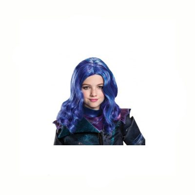 Descendants 3 Mal Wig Child Size