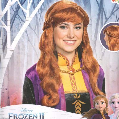 Anna - Disney Frozen Princess