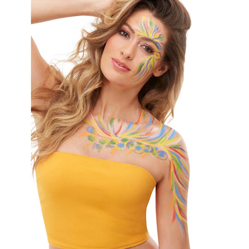 Festival Body Art Make-Up Kit