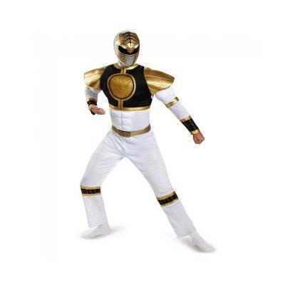 White Power Ranger Adult Size