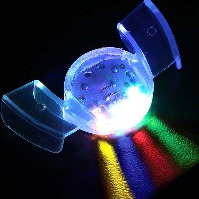 Light-Up Flashing Mouthpiece