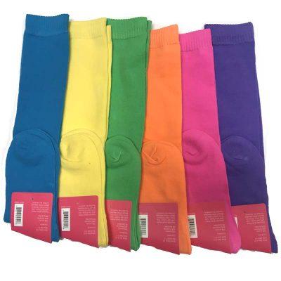 Knee High Socks - Solid Color