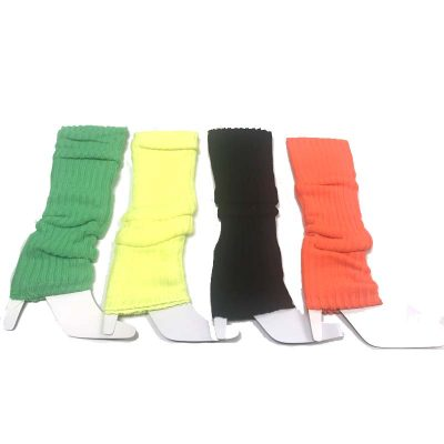 Indented Fabric Leg Warmers
