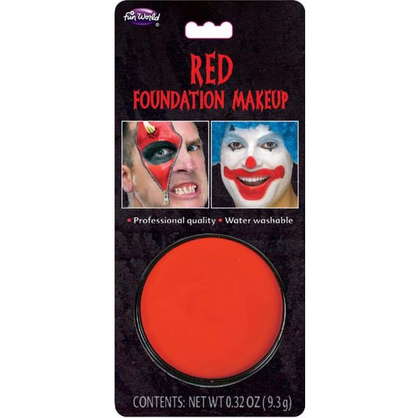 Red Foundation Makeup