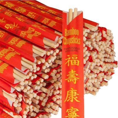 Natural Bamboo Chopsticks
