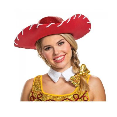 Toy Story Jessie Glam Hat n Bow Tie Set