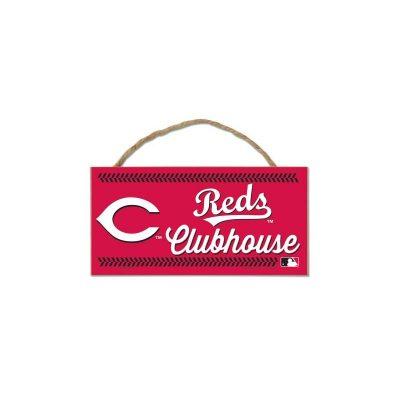 Cincinnati Reds Clubhouse Sign