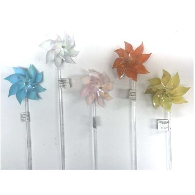 Iridescent Pinwheel