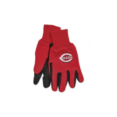 Cincinnati Reds Sport Utility Gloves: Red Black