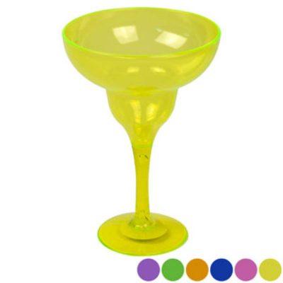 Margarita Glass - Translucent Plastic