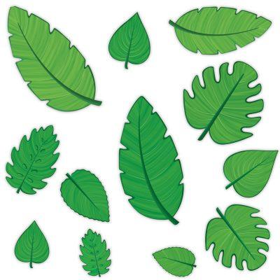 53498-asst-tropical-leaf-cutouts