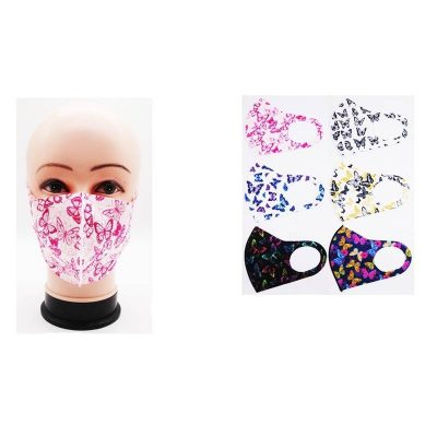 Pretty Butterflies Face Masks
