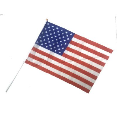 Promo Fabric US Stick Flag