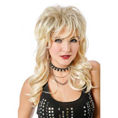 Lady Rocker Wig