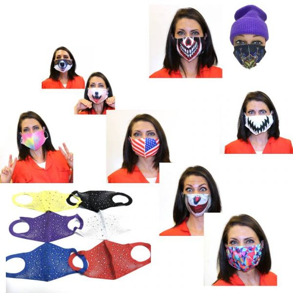 Covid-19 Face Coverings