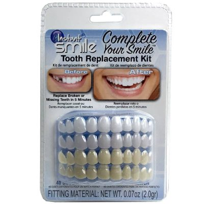 Billy Bob Instant Smile Tooth Replacement Kit