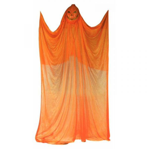 Hanging Spooky Jack-O-Lantern