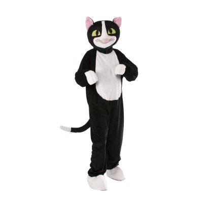 Plush Cat Nip the Cat Mascot Costume