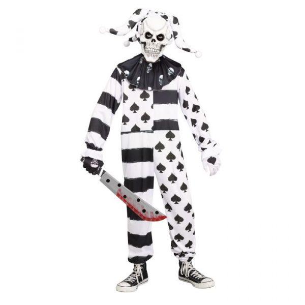 Demonic Jester Costume