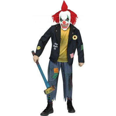 Hooligan Clown Child Costume