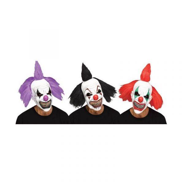Hooligan Clown Scary Mask