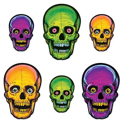 01456-vintage-nite-glo-skull-cutouts