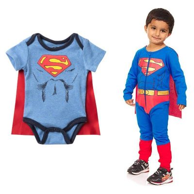 Superman Infant and Toddler Costumes
