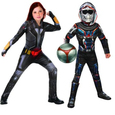 Childs Black Widow n Taskmaster