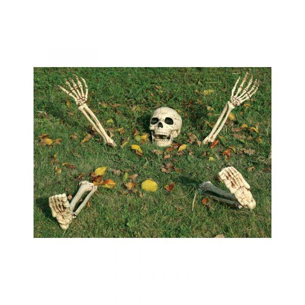 Buried No More Skeleton Set