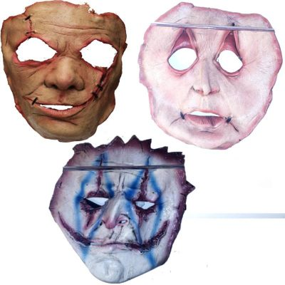serial killer latex masks