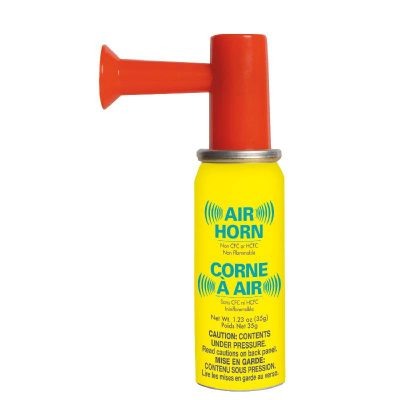 Air Horn Cannister
