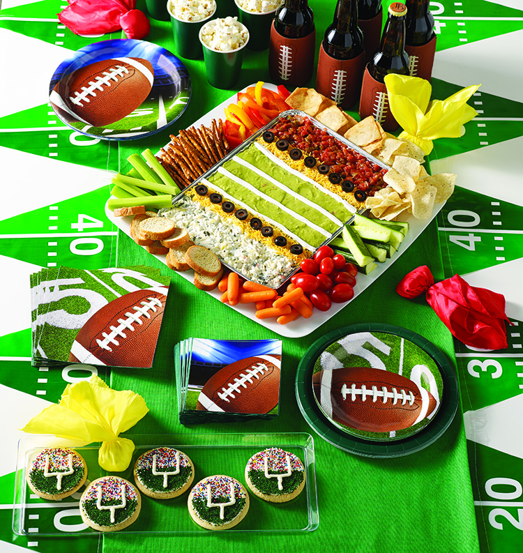 Football Tailgating Game Day