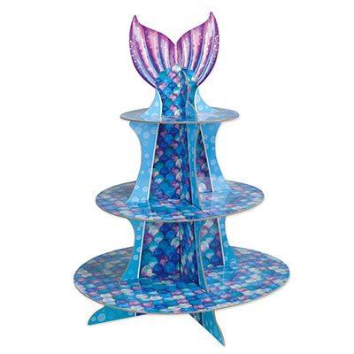 54329-mermaid-cupcake-stand