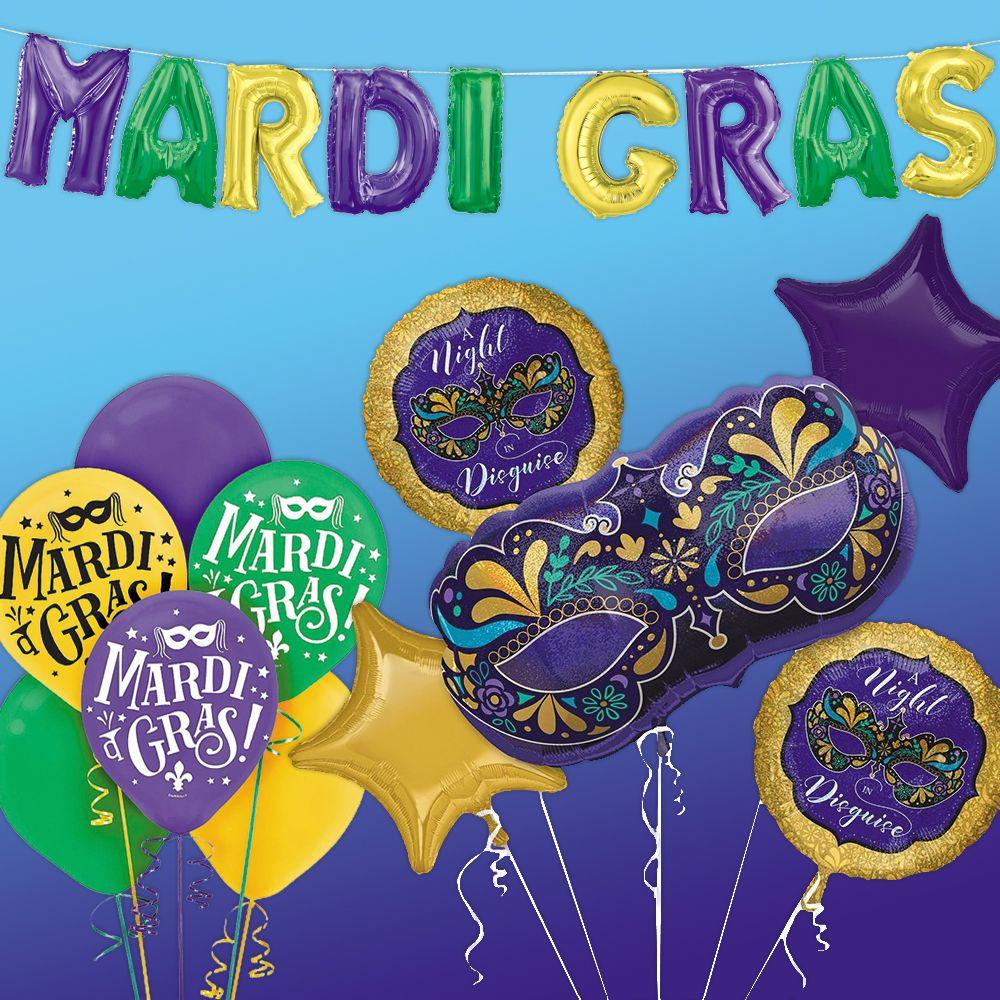 Mardi Gras Party Supplies