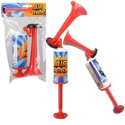 Pump Action Air Horns