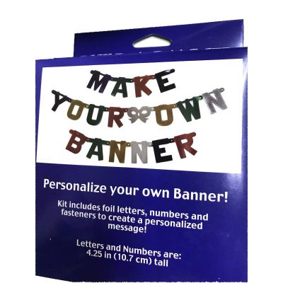 Build Your Own Banner Kit