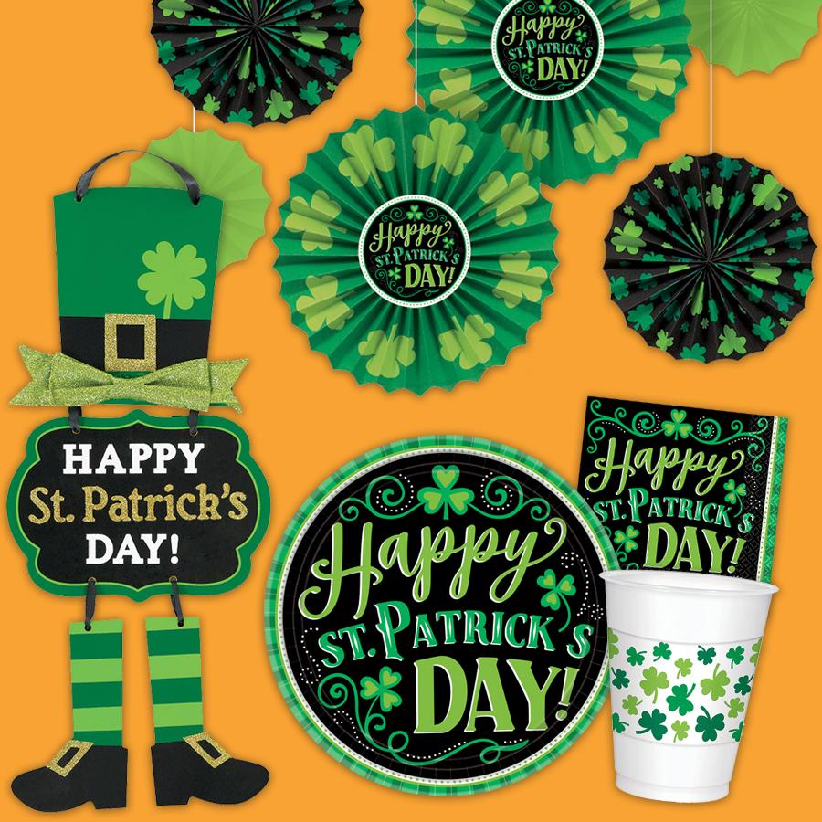 St Patrick's Day Decor