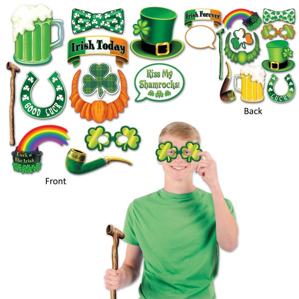 St Patrick's Day Photo Fun Signs