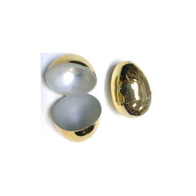"Two 3"" Golden Eggs"