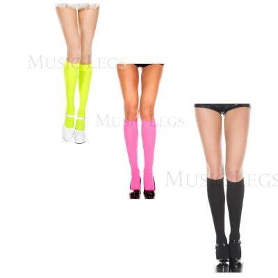 Nylon Knee Highs