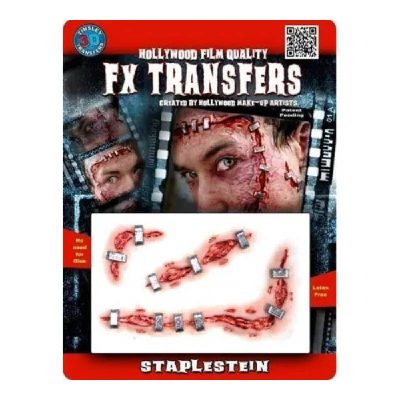 Tinsley Transfers- 3-D Staplestein