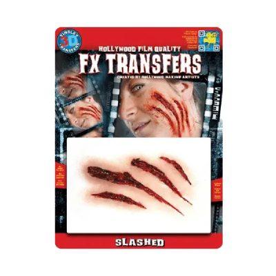 Tinsley Transfers- 3-D Slashed